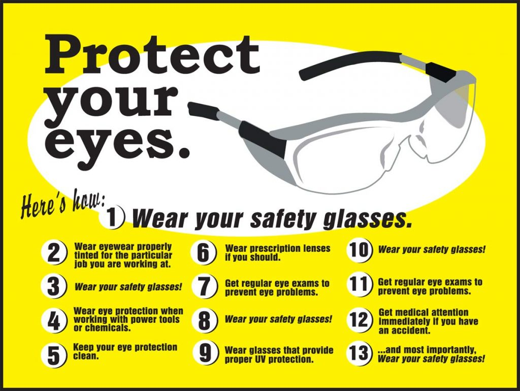 Safety Goggles Tips