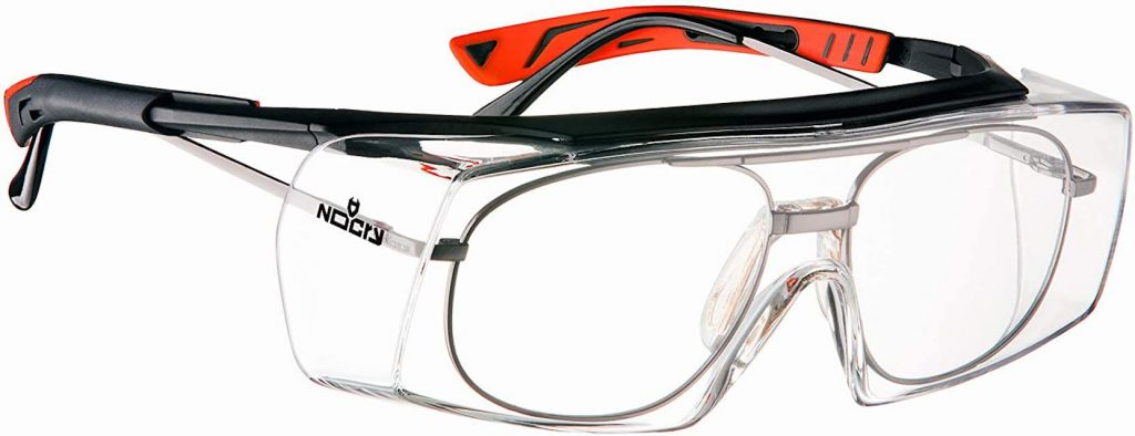 fit over safety glasses
